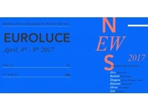 Modo Luce готовится зажигать на Euroluce 2017